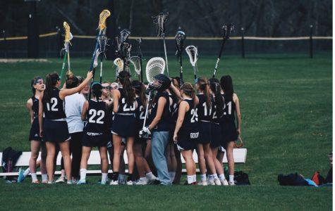 JV Girls Lacrosse vs Masco