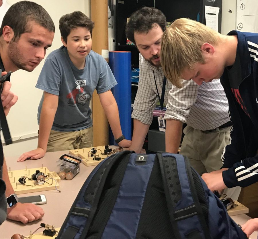 The rise of the Robotics Club