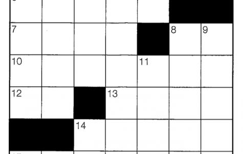 Crossword #1