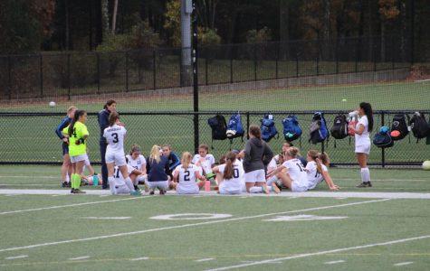 The Season of Redemption for Girls Varsity Soccer