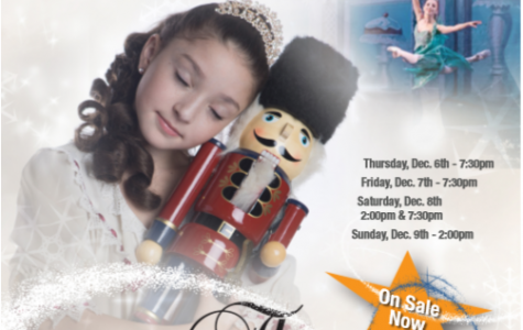 Northeast Youth Ballet Nutcracker Performance