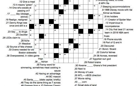 Crossword #2