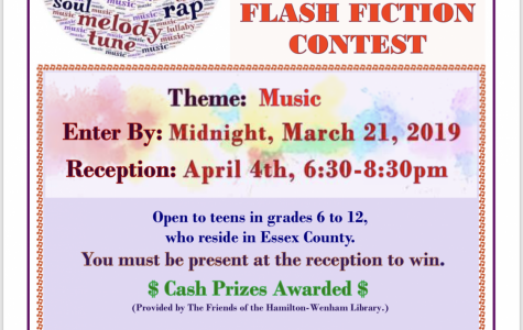 Poetry & Flash Fiction Contest