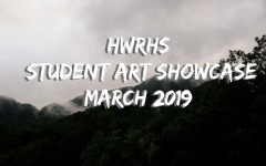 HWRHS Student Art Showcase – March