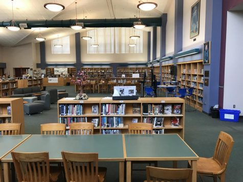 Library Media Center: an evolving learning space