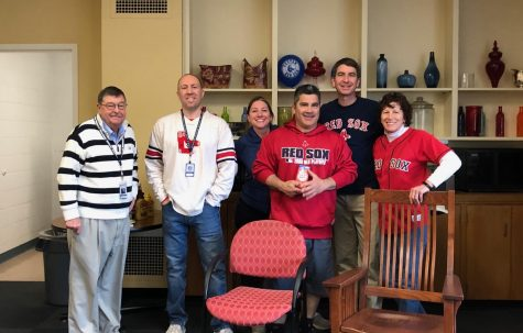 Hamilton-Wenham kicks off Red Sox opening day