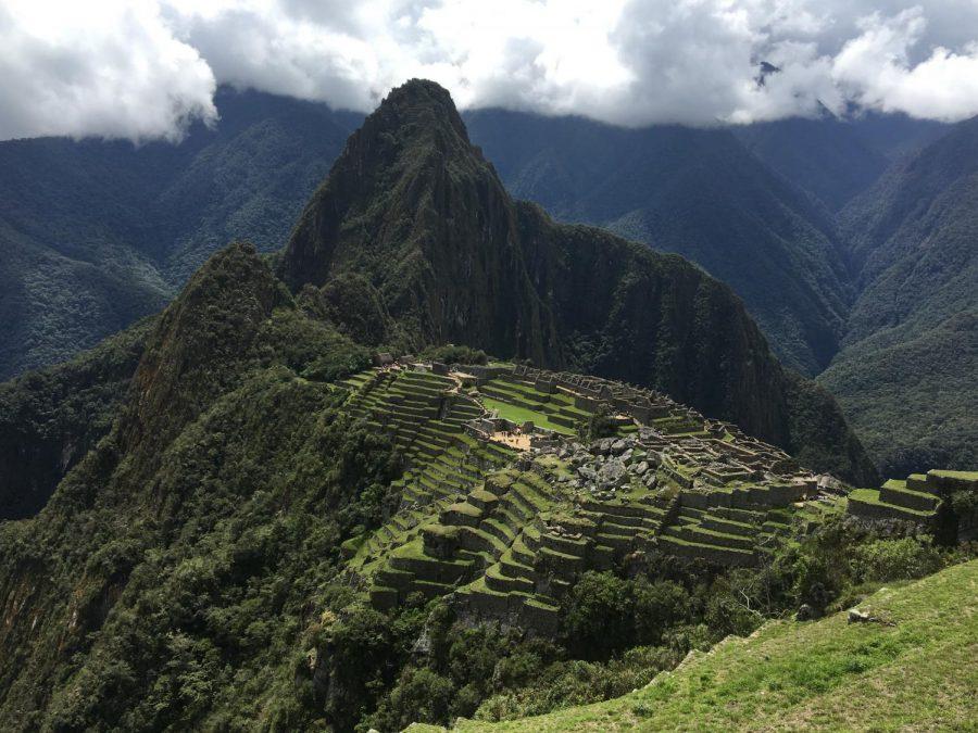 Machu Pichuu, April 2017.