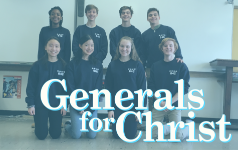 Generals for Christ