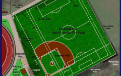 Proposed Turf Baseball Field