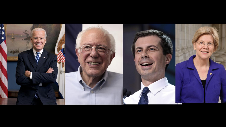 Four Leading Democratic Candidates