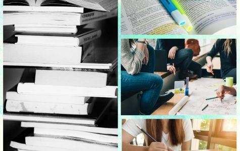Various ways to study for midterms