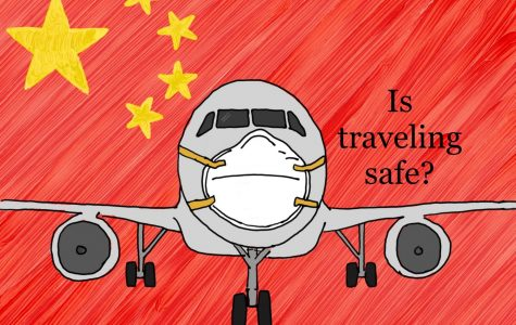 The outbreak in China has people questioning  the safety of travel