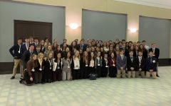 DECA States Conference