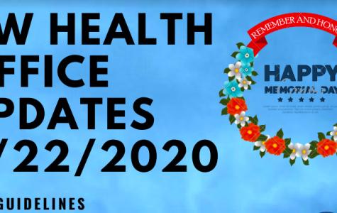 HW Health Office Updates